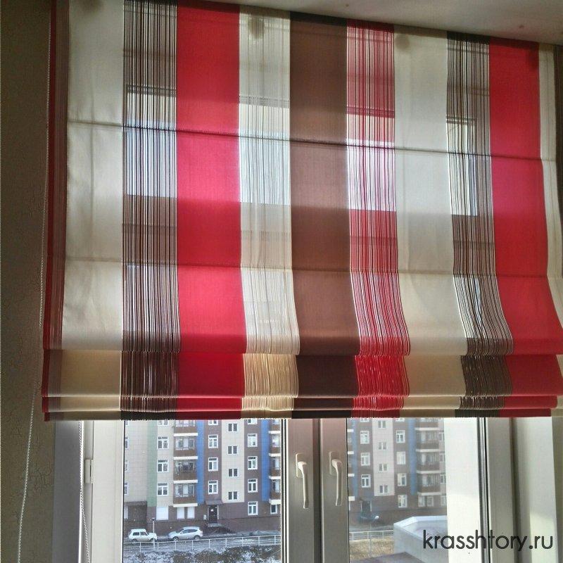 Купить готовые шторы в красноярске недорого